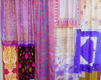 SORCERESS Bohemian Gypsy Curtains Handmade by Babylon Sisters