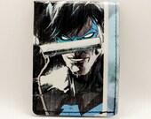Sewn Comic Book Wallet - Nightwing