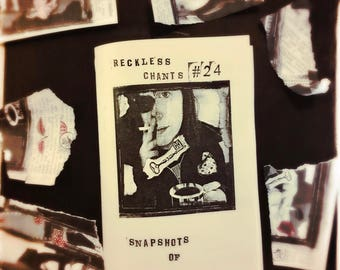 Reckless Chants #24: Snapshots of Ghosts