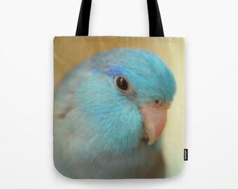 Stan The  Parrotlet Bag