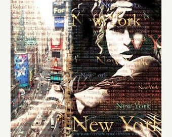 SALE-35% OFF, New York...New York......by ImagineStudio.