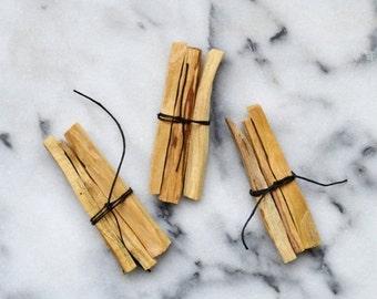 SALE - Palo Santo Wood Bundles, Incense Sticks, Smudge Sticks, Holy Wood