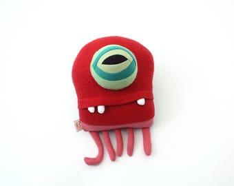 "Sea Creature Plush ""Penny"" Jelly Cotton Monster"