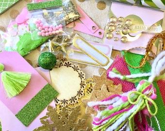 Celebrate Joy Goodie Bag Christmas Edition