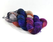 Spaceship Earth - Silver Shiny - Sparkle Yarn - Yarn with Sparkles