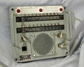 Navy Ship Communication Face panel