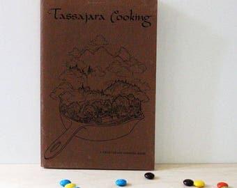 Tassajara Cooking. Vintage 1970s  Zen Buddhist vegetarian recipe collection.