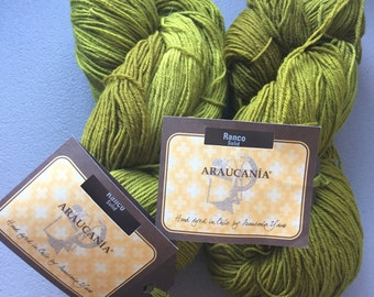 Araucania Ranco Solid Sock Yarn