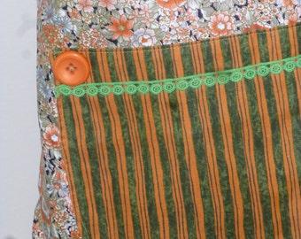 Apron Orange Beauty (550)