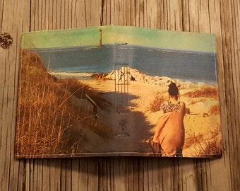 escape journal - beach ocean diary notebook gift giving under 20 by tremundo