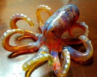 Octopus sculpture