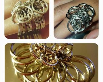 The Original Split Ring Ring