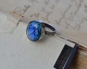 Monarch Opal Ring