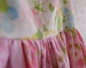 Spring Dress  { easter pink } size 8-10