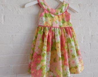 Little Tea dress ~ aged 2