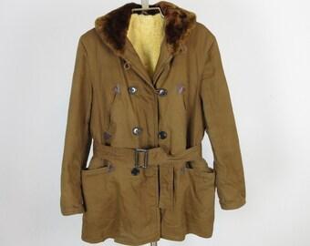 Barn coat | Etsy