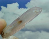 Channeling Lithium Phantom Quartz Crystal Wand Lightbrary Excellent Tool for Reiki and for Accessing the Divine Within lxtl009