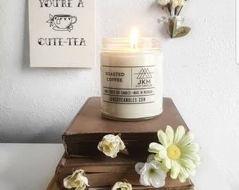 Roasted Coffee soy candle