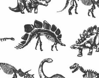 dinosaur crib bedding- black and white crib sheet- baby boy bedding- fitted crib sheet/ mini crib sheet- baby bedding- dinosaur crib sheet