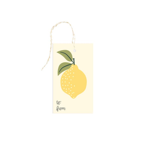 the lemon tags for - photo #14