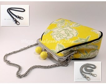"""PC003 - 16"""" Purse Chain, Choose From 2 Colors"""