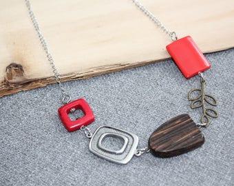 bijoux mode, collier court, bijoux fantaisie, cadeau bff, short necklace, collier, mode jewelry, collier ajustable