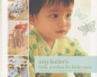 Sale!  Amy Butler's Little Stitches for Little Ones
