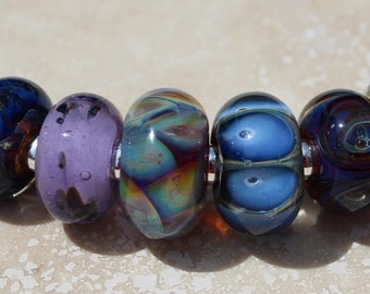 Orphans #2042 Artisan boro beads by JRG
