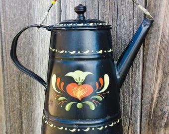 Vintage Folk Art Wind Chime