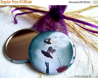 Spring cleaning sale Rue des Roses - Pocket mirror