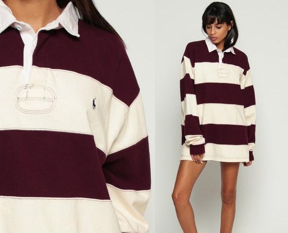 cream ralph lauren polo shirt