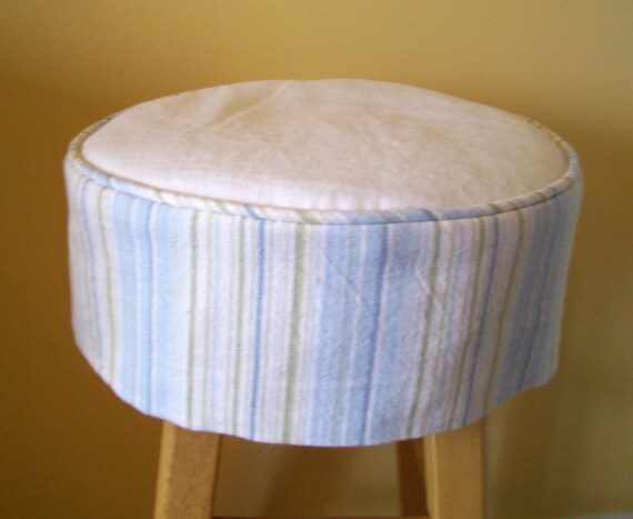 Round Barstool Slipcover With Cushion Bar Stool Covers