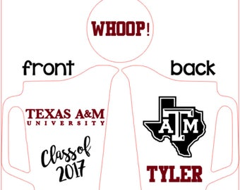 Aggie, ring, dunk, pitcher, guy, custom, personalized, monogram, Texas A&M, beer, maroon, black