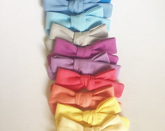 Spring Solid Play Date Bow