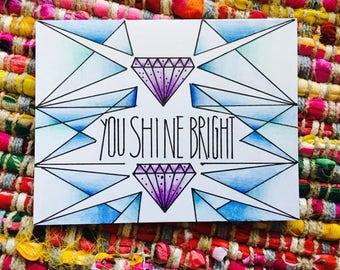 Bright Diamond Card (bank)