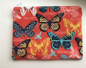 Sandwich Bag, Zipper Bag, Essential Oil Bag -   Butterfly