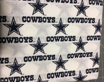 DALLAS COWBOYS FABRIC 2 yards and 34 inches