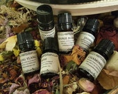 True Blue Tansy Flower. Aromatherapy Essential Oil Blend. 5 ML