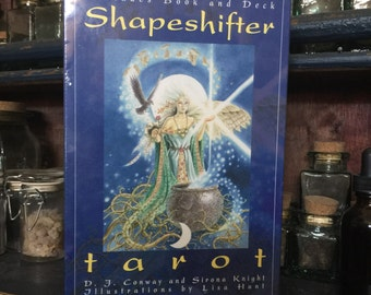 Collectable Shapeshifter Tarot Cards Deck Set Unused still in wrapper
