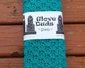 Glove Duds | Fingerless Gloves or Wrist Warmers * Shells * Texture