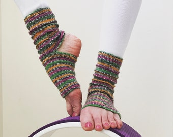 Feeling Groovy Yoga/Dance Socks