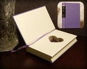 Hollow Book Safe with Heart - Love Stories - Secret Book Safe