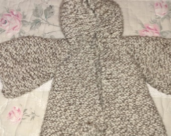 12 inch Waldorf doll coat