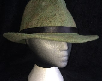 A classic fedora style hat