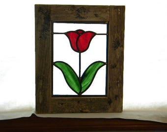 Red Tulip #9
