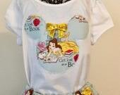 Belle shorts, shirt & socks