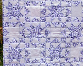 Lavender Baby quilt