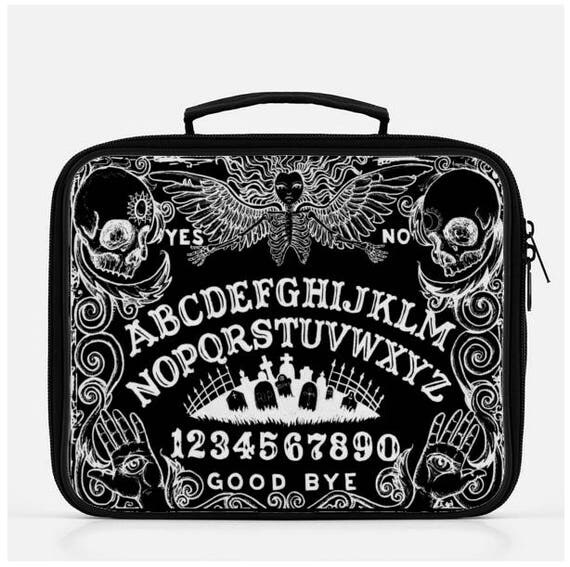 Ouija Board Black Lunchbox