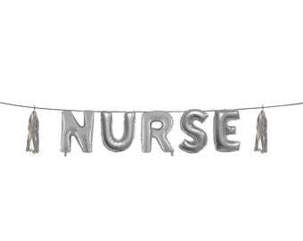 Nurse Graduation Party Photo Booth Props 18 pc RN BSN Prop Set