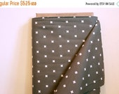 SALE Cotton and Steel Basics By the 1/2 Yard XOXO Gray